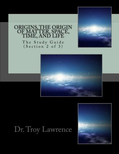 Study Guide to Origins