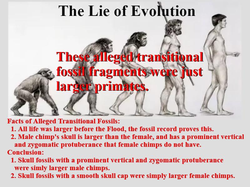 How Dangerous is Evolution to Salvation